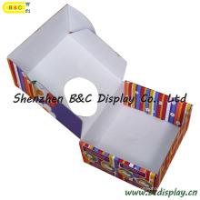 Caixa impressa da caixa / cartão / caixa de papel / exposição de PDQ (B & C-I011)