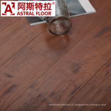 Plancher en bois stratifié en 12mm et 8mm (AL1711)