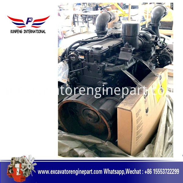 CUMMINS Qsc8 3 C260 Engine Assembly Dongfeng CUMMINS Engine Manufacture
