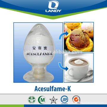 Пищевой Подсластитель класс Ацесульфам калия