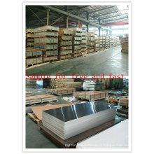 1050 1060 Feuille d'aluminium