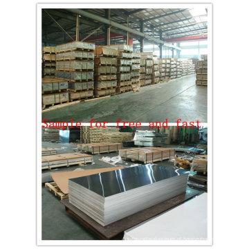 1050 1060 folha de alumínio