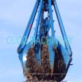 Excavator Grapple Bucket Orange Peel Price