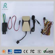 Rastreador de veículos em tempo real GSM / GPRS / GPS com corte remoto do motor (M588)