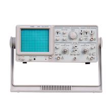 Compre um osciloscópio de canal duplo