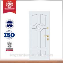 Neueste Design Holz Tür Metall Türen für Innen-Position