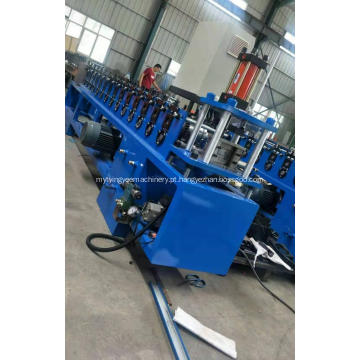Parafuso prisioneiro do metal do Drywall e furring que forma a máquina