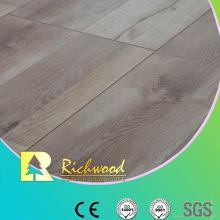 AC3 E1 European Oak Parquet HDF Wood Laminate Flooring