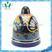 YSfp0006- 01 Morden vintage bell shape wall plant pot holder for garden