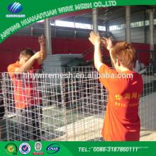 Fabricante profissional Projeto personalizado Excelente qualidade baixo preço bastion hesco barrier