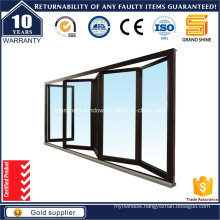 2016 New Design Aluminum Bi-Folding Door