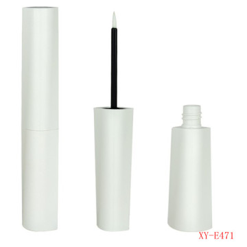 Concise Cylinder Milk White Eyeliner Bottle