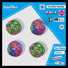 A venda quente da água do verão da bomba joga os brinquedos do esporte da esfera da bola