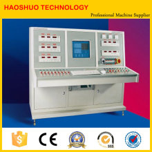 Máquina de equipo de sistema de prueba integrado transformador de alto rendimiento
