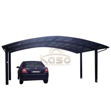 Car Shelter Port Parking Cantilever Aluminium Carport
