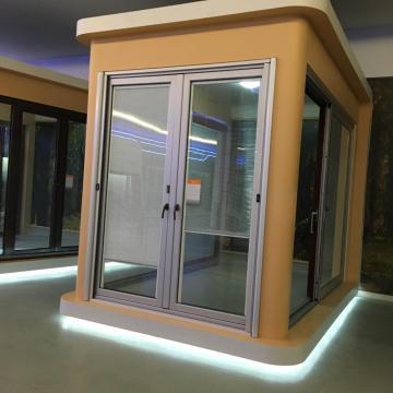 Hochwertige Aluminium-Profile für Fenster und Türen