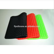 New Design Easy Lavagem Silicone Soft Pet Food Mat