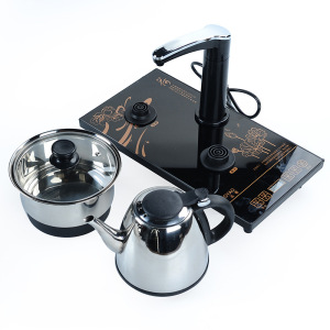 Electric Kettle Set for Tea Make