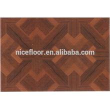 Fancy Parquet wood flooring laminate wood flooring