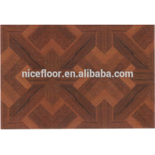 Fancy Parquet piso de madeira laminado revestimento de madeira