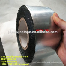 aluminum foil tape for windows and doors / peel and stick roofing