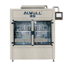 factory price hot selling automatic hand cream  filling capping and labeling machines