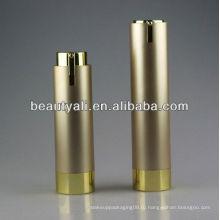 Пластиковая акриловая косметическая крем-бутылка