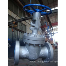 Wcb Gate Valve with Gear Box