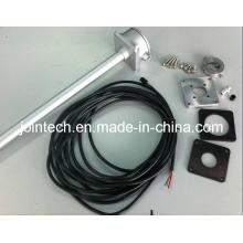 Sensor de combustible para la solución de monitoreo de consumo de combustible