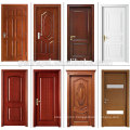 Super natural veneer design wood timber doors