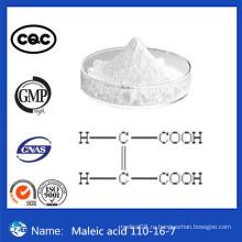 Высокая чистота USP Grade Factory Цена CAS110-16-7 Малеиновая кислота