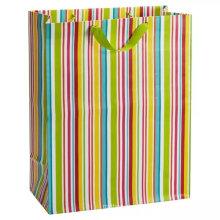 Bolsa de cosmética de papel de compras de papel Bolsa de cosmética de compras de encargo