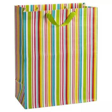 Magasin de produits cosmétiques Sac cadeau en papier Sac à cosmétiques fait sur mesure