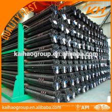 API 5CT Ölfeld Rohr Rohr / Stahl Rohr Qualität China Fabrik