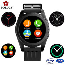 Custom Waterproof 50m Quality Smart Watch with CPU Mtk2502