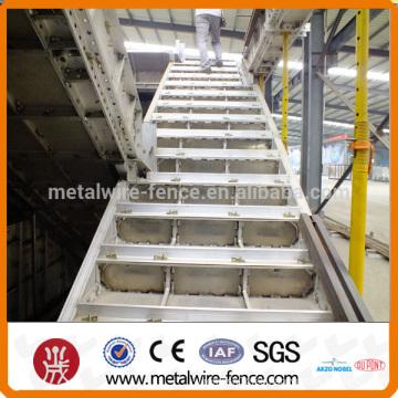 Encofrado de aluminio para el sistema de la construcción
