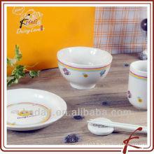 Ensemble de dîner en porcelaine fine Kedali