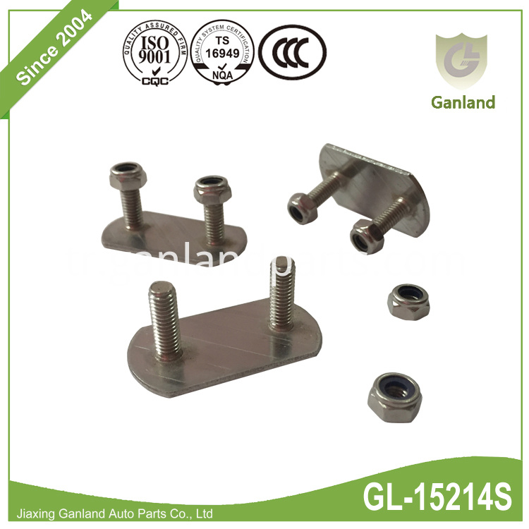 Side Curtain Buckle Fixing Kit GL-15214S