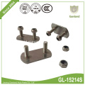 Tirai Side Buckle / Roller Fixing Kit SS 2-baut Disepuh