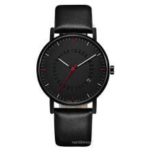 Yxl-435 Made in China Novo Design Relógio de Quartzo Das Mulheres Dos Homens do Esporte Relógio De Pulso De Quartzo De Couro Das Senhoras Ruptura Vogue Relógios