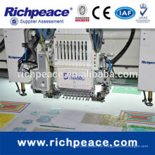 Richpeace computerized flat embroidery machine