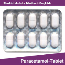 Comprimido Paracetam