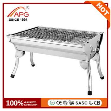 OEM for Smokeless Charcoal BBQ Grill APG Smokeless Portable Barbeque Charcoal BBQ Grill supply to Ecuador Exporter