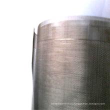 Аньпинская полотняного саржевого переплетения войны экраном титановой отрасли ткань фильтра сетки