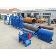 Leabon New Design Sécheur de sciure à la biomasse