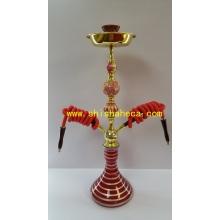 Estilo de moda de alta qualidade Iron Nargile Smoking Pipe Shisha Hookah