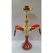 High Quality Fashion Style Iron Nargile Smoking Pipe Shisha Hookah