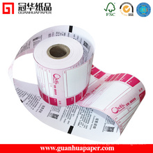 ISO China Manufacturer OEM Prepinted Supermarke Scale Thermal Label