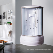 900*900mm sector shape acrylic shower cabin