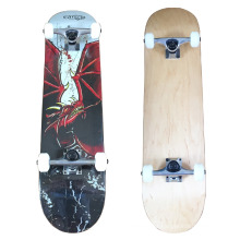Professional Canada maple blank skateboards completes wholesale